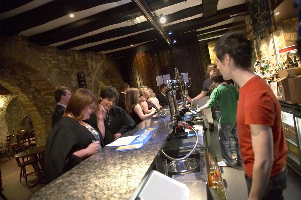 The Undercroft Bar