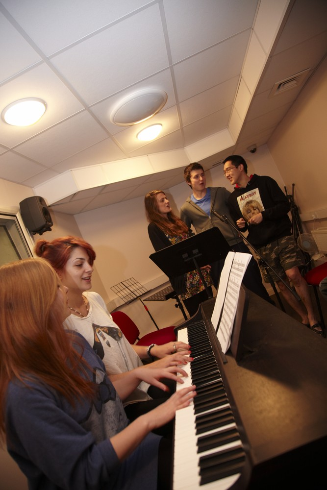 The Bailey Court Music Rooms