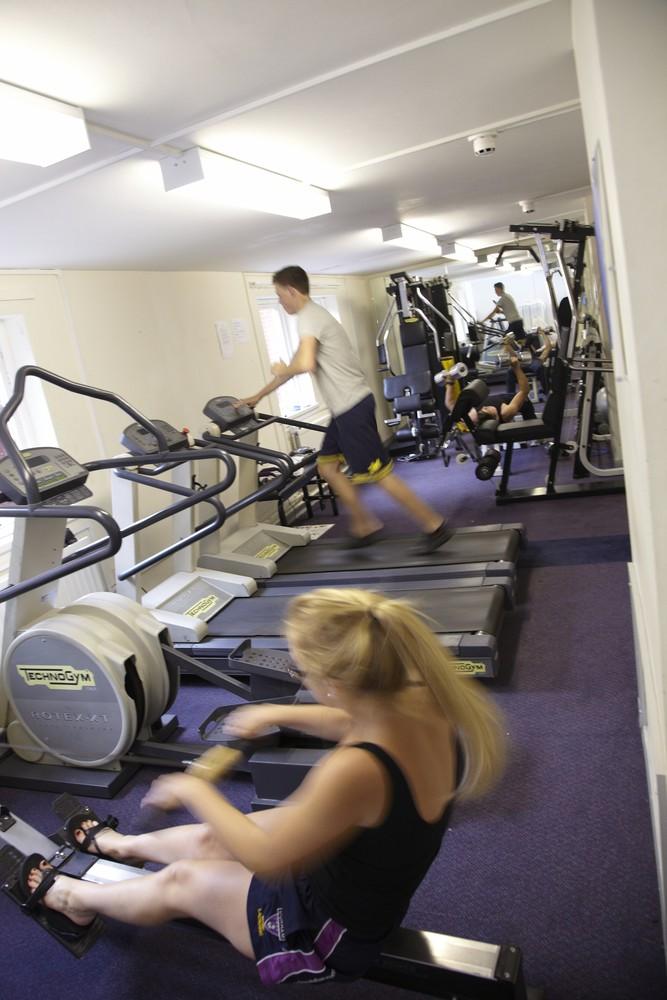 Moatside Gym