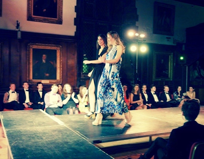 Castle Fashion Show